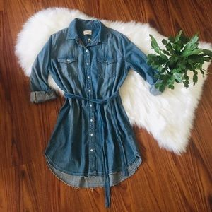Universal Thread • Jean Dress